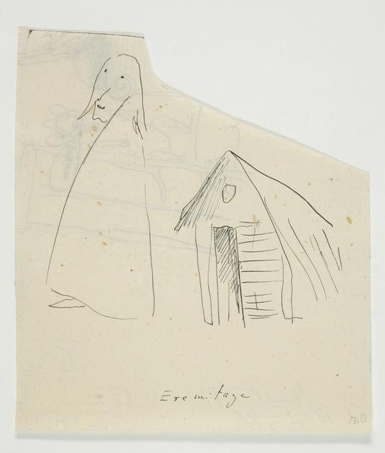, 'Ermitage (Einsiedelei),' 1942, Galerie Krinzinger