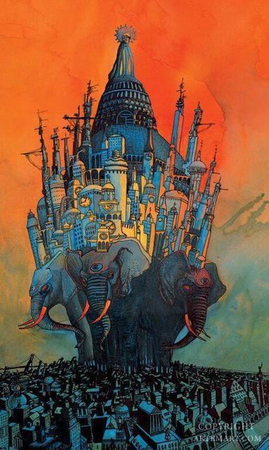 Artem Mirolevich, 'Elephant City', Urbaniza Studio Gallery