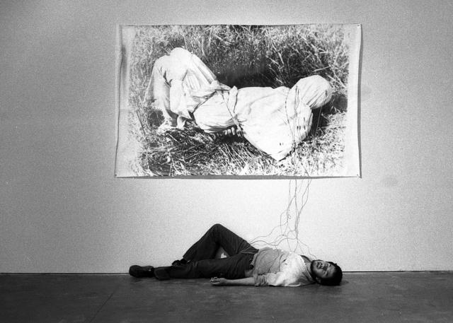 , 'Roberto Gil de Montes,' 1978, MOCA, Los Angeles