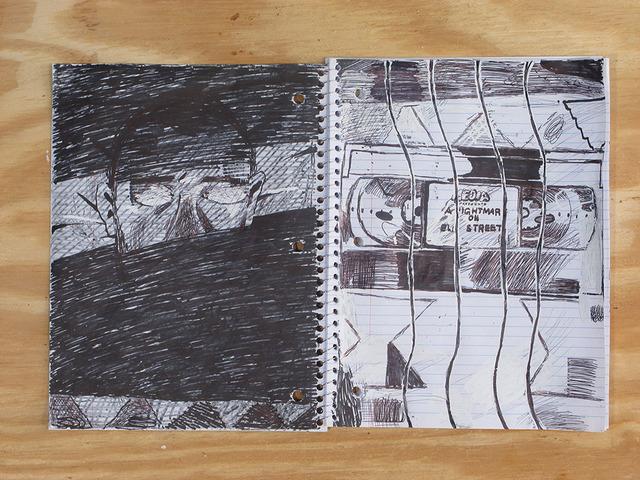 , 'The House on Weirdfield Street, Notebook 1,' 2015, Zürcher, New York | Paris