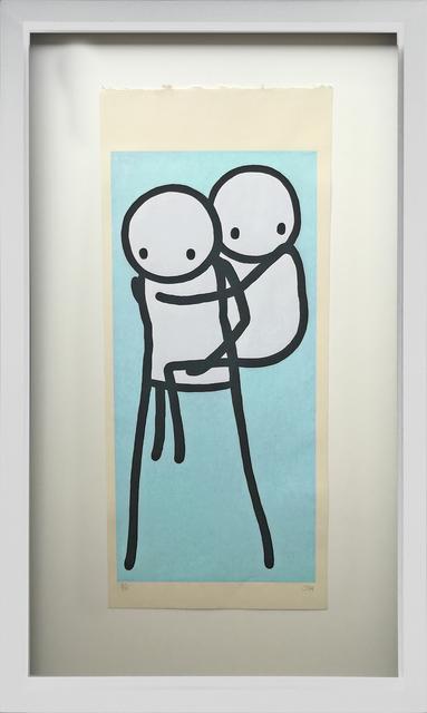 , 'Piggyback (blue),' 2013, Galerie Kronsbein