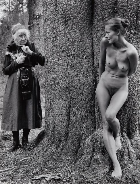 Judy Dater, 'Imogen and Twinka at Yosemite', 1974, Phillips