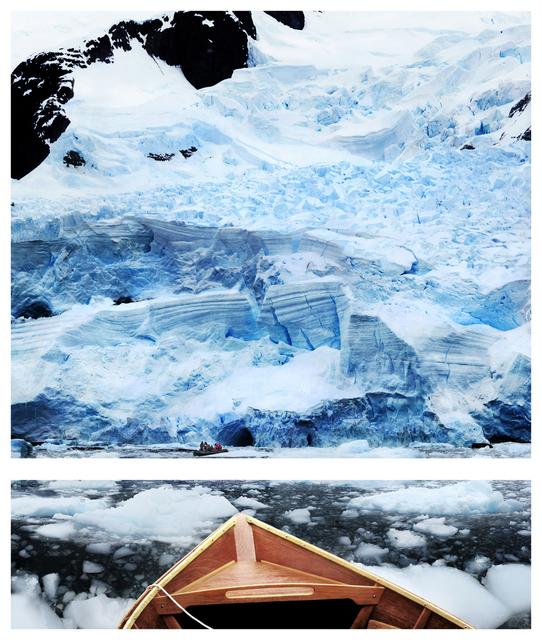 , 'Antarctica Boat,' 2017, DEAN PROJECT