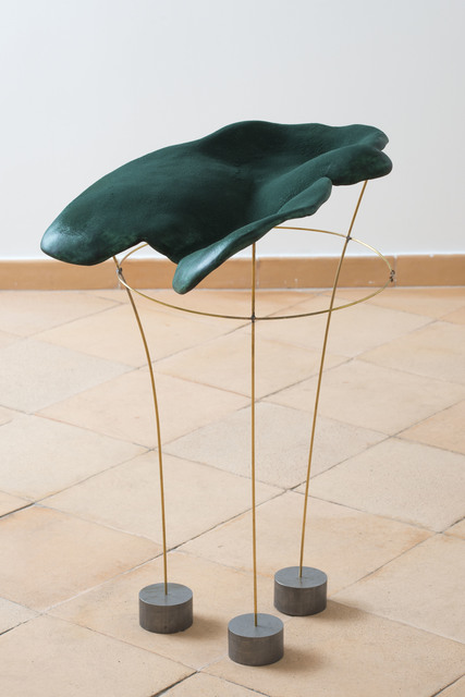 , 'Spirulina,' 2017, Vistamare