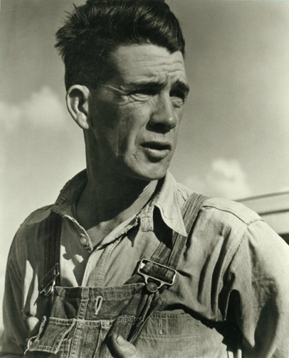 , 'Tom Joad, from the Grapes of Wrath,' 1938-printed late 1980s, Scott Nichols Gallery