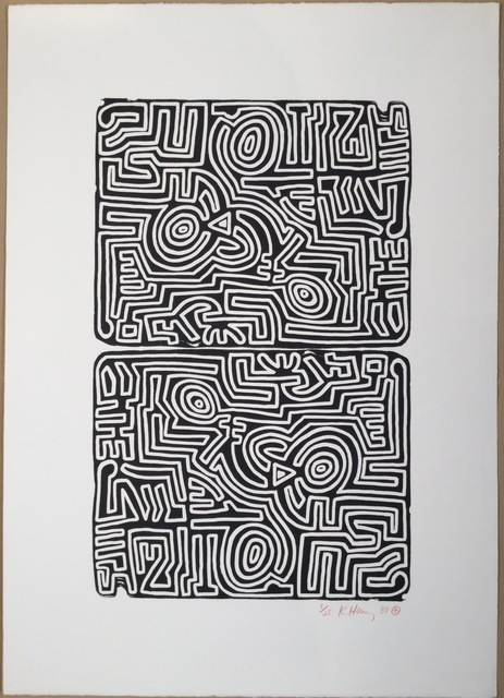 , 'The Labyrinth (rare - edition of just 25),' 1989, Joseph Fine Art LONDON