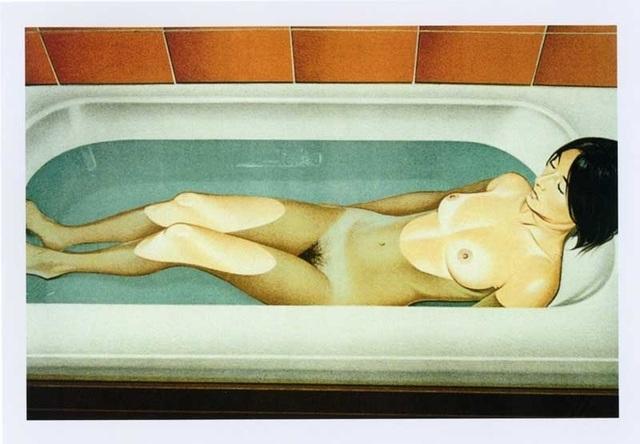 Mel Ramos, 'Bonnards Bath', 1979, Korff Stiftung GmbH