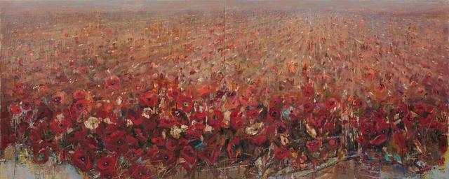 , 'Kandahar,' 2017, Goodwin Fine Art