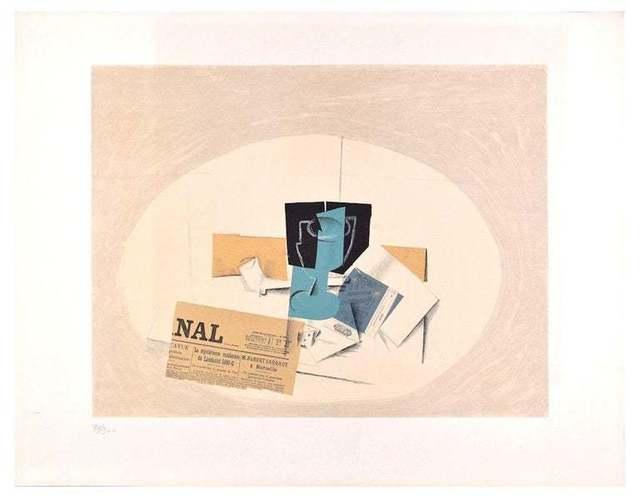 Georges Braque, 'Still Life', 1956, Wallector