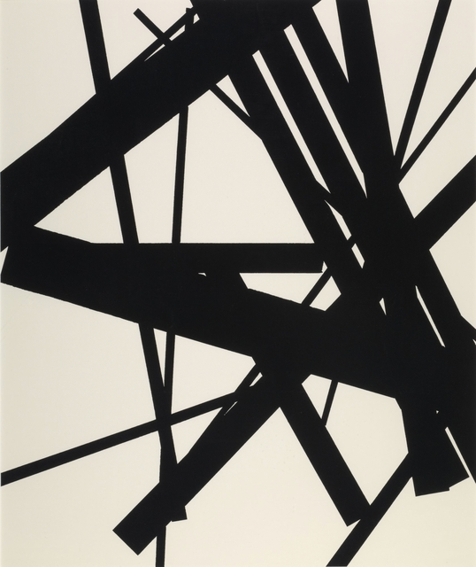, 'New Abstraction #71,' 2000, J. Paul Getty Museum