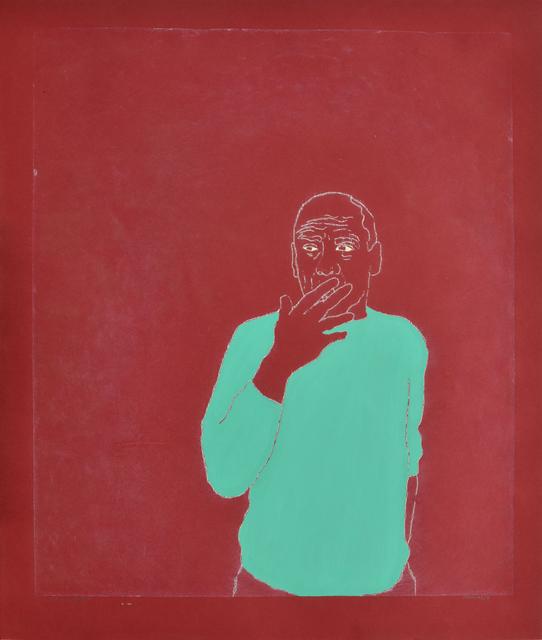 , 'Brasch Portrait,' 1995, Galerie Kornfeld