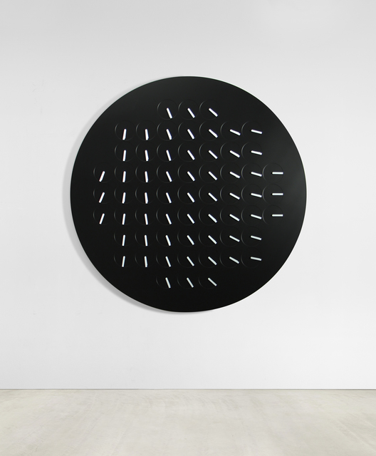 , 'A Million Times 61c black,' 2014, Gallery ALL