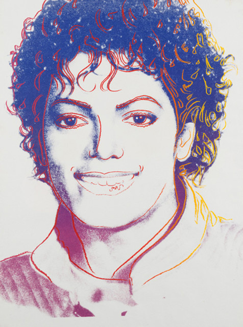 , 'Michael Jackson (FS IIIB.23),' 1984, Revolver Gallery