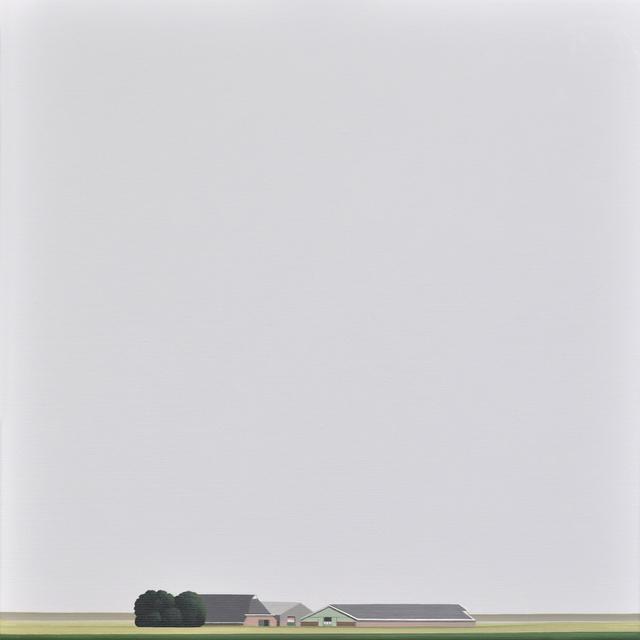 , 'Groningen 2 - landscape painting,' 2012, Contempop Gallery
