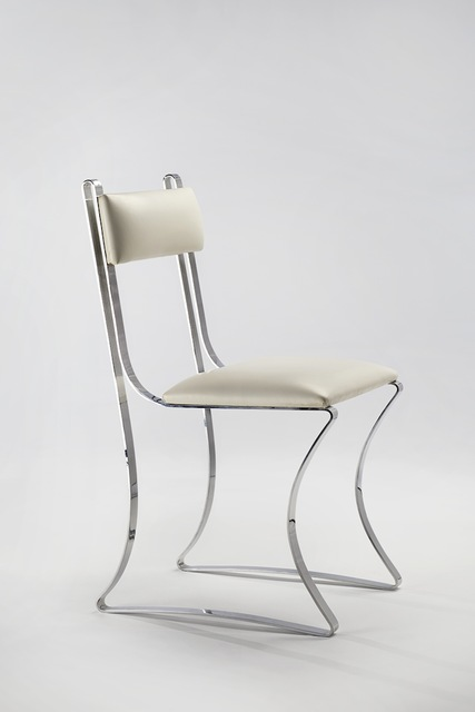 , 'Chaise X / X Chair,' ca. 1975, Demisch Danant