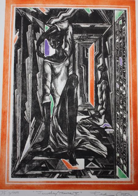 , 'Jewel Series, Theme V,' 1985, Aaron Galleries
