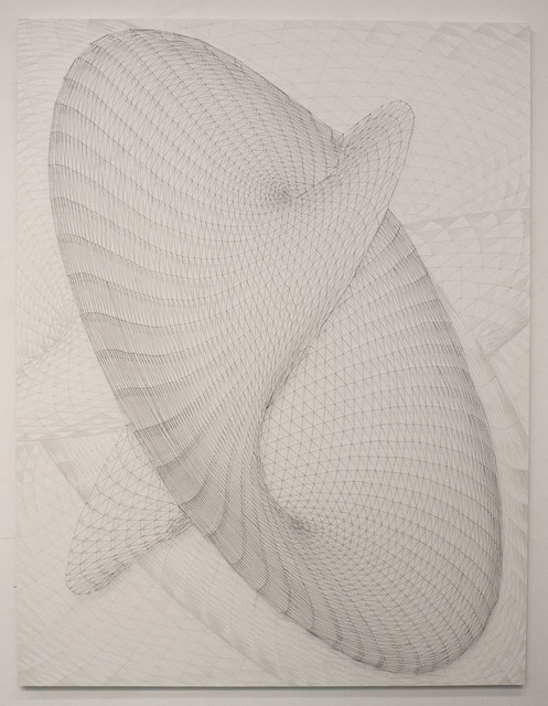 , 'Four– dimensional String Drawing,' 2012, Carolina Nitsch Contemporary Art