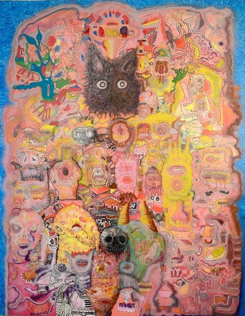 , 'Pink Nightmare,' 2015, Ro2 Art