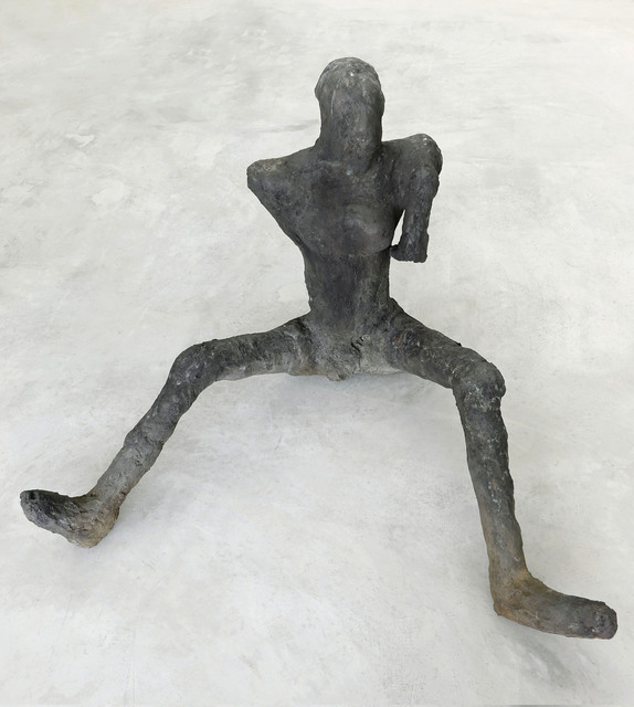""", 'untitled (from the series """"Dance and Shedding of Skin""""),' 1990-1991, Buchmann Galerie"""