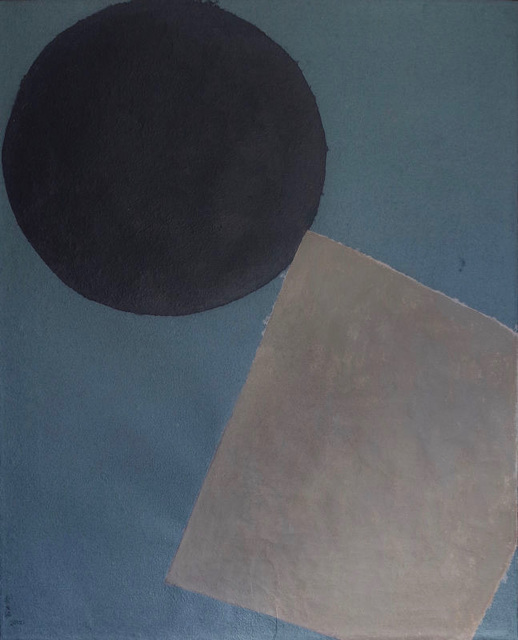 , 'Abstract 2017-3,' 2017, Rén Space