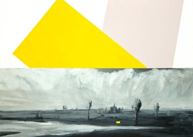 , 'Polish landscape,' 2015, Gallery Katarzyna Napiorkowska | Warsaw & Brussels