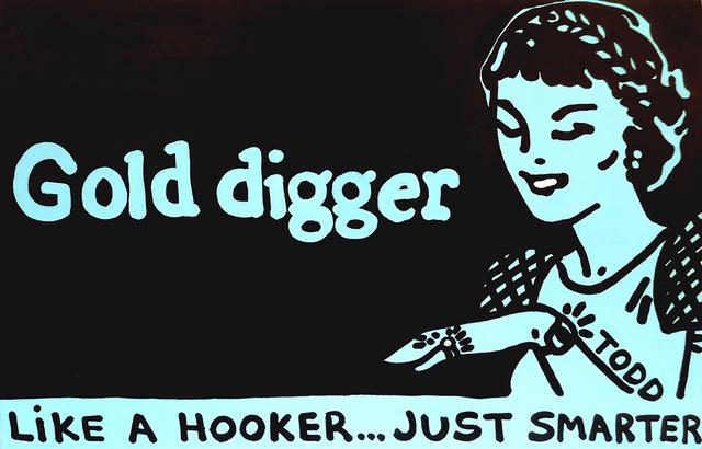 , 'Gold Digger,' , The Ross Art Group Inc.