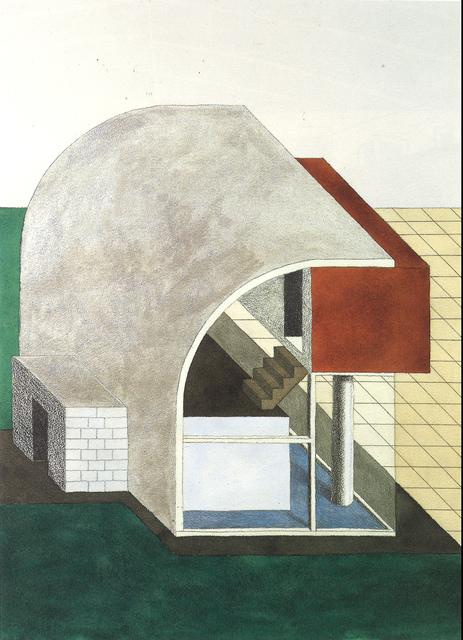 , 'Casa molto normale,' , Antonia Jannone Disegni di Architettura