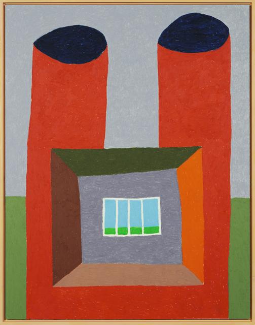 , 'Prison,' 2017, Ninasagt