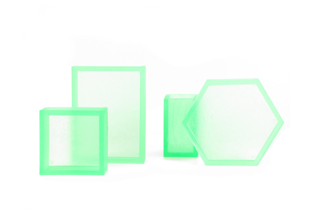 , ''Block' green 803,' 2012, Victor Hunt Designart Dealer