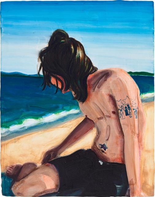 Elizabeth Peyton, 'Peconic (Ben)', 2002, Phillips