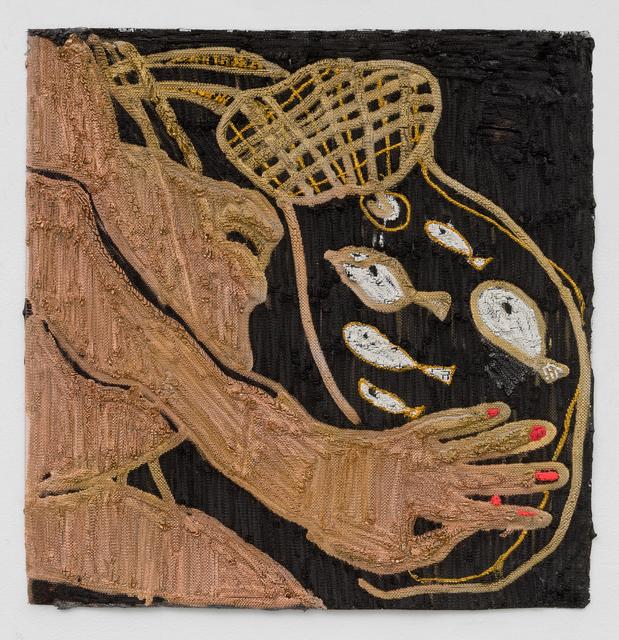 , 'Fish,' 2017, Fridman Gallery