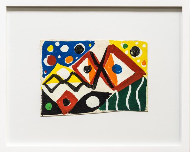 , 'Foumban,' 1987, Rosamund Felsen Gallery