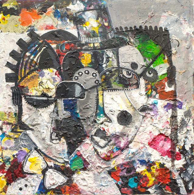 , 'Radars ,' 2018, AfricArt Gallery Hong Kong
