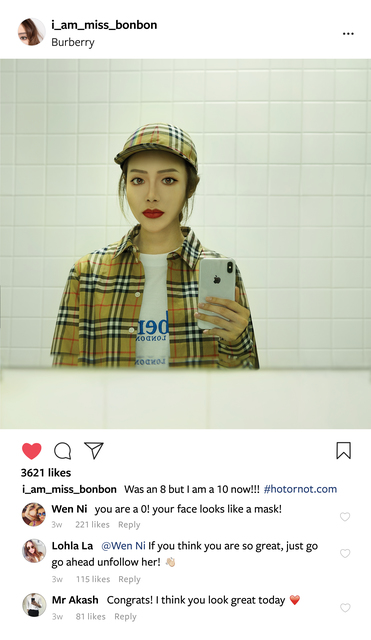 , 'I_am_miss_bonbon #3621,' 2018, SVA Galleries