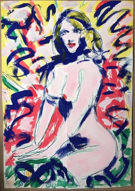 , 'Sitzender Akt,' 1982, PLUTSCHOW GALLERY