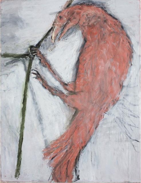 , 'Pink Raven,' 2012, Sperone Westwater