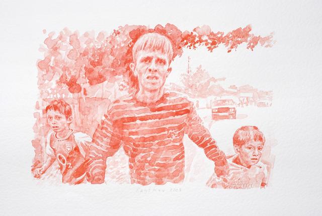 , '«Fear» series. #13.,' 2008, Marina Gisich Gallery