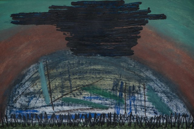 Diego Salvador Ríos, '...las montañas también lloran ó sobre como una montaña nace, crece, se reproduce y muere', 2016-2017, Galerie Liusa Wang