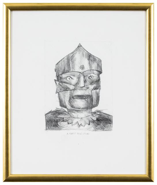 , 'Vintage Robots,' 2018, IFAC Arts