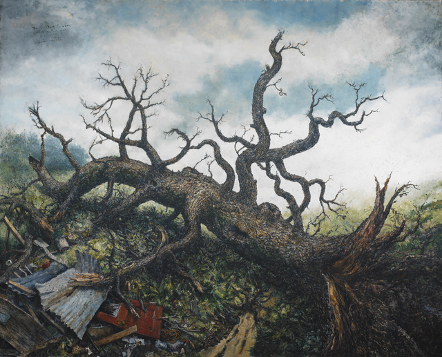 , 'Crooked Timber,' , Stremmel Gallery