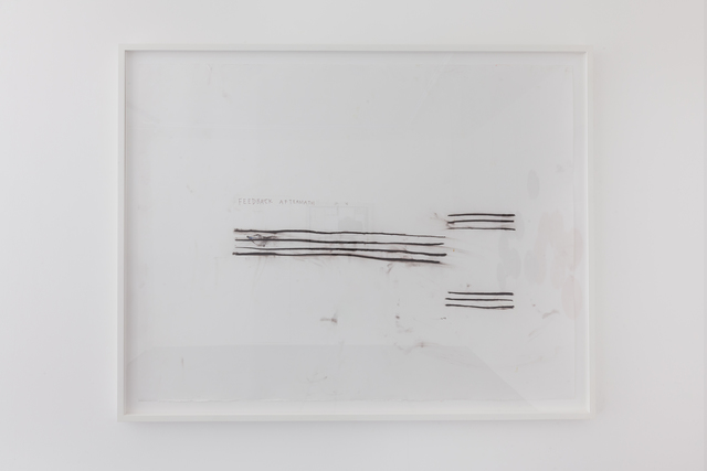 , 'Feedback Aftermath,' 2012, Carroll / Fletcher