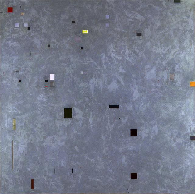 , 'Untitled (green aluminum),' 1999, C. Grimaldis Gallery