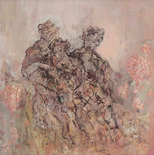 , 'Flora,' 2018, Galerie Kalyste