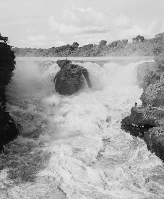 Hector Acebes, 'Congo River, Belgian Congo', 1953, Photography, Gelatine silver print, Nomad Gallery