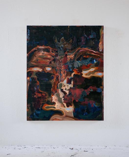 Joshua Hagler, 'Chimera, I Dreamt I Saw You', 2019, Unit London