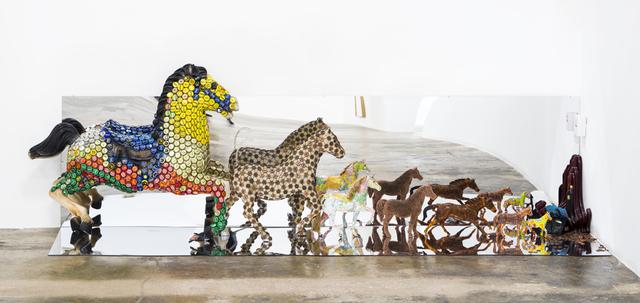 , 'All the Pretty Horses,' 2015, Rosamund Felsen Gallery