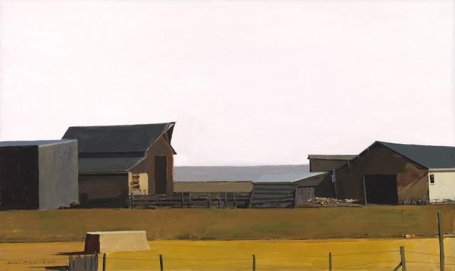 , 'Rural Countryside,' 2019, RJD Gallery