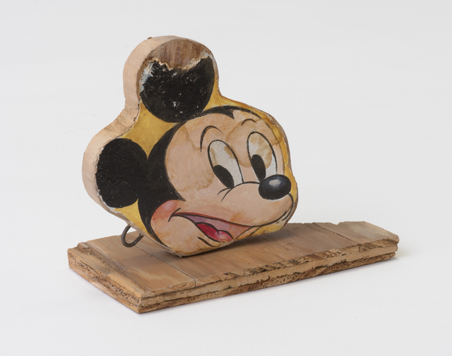 , 'Mouse with Wood,' 2017, Marc Selwyn Fine Art