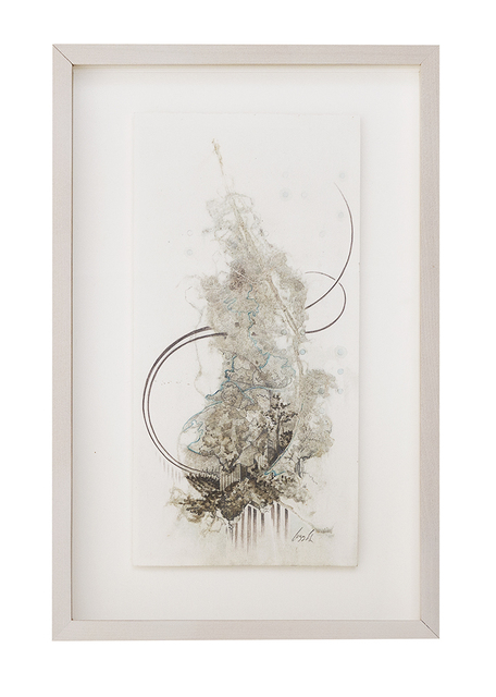, 'Pressed Nature 2,' 2015, Hashimoto Contemporary