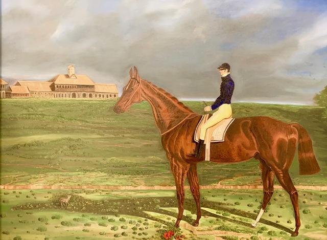 Johann Muhammad Fauzi, 'MENUNGGANG KUDA (Horse Riding)', 2018-2019, Art Porters